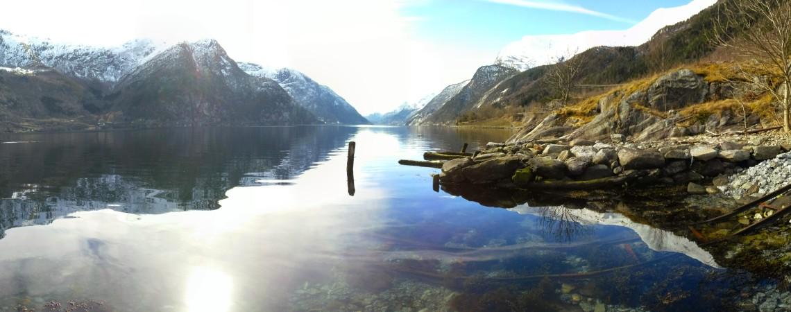 Back from the Sørfjord