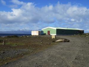Le bâtiment Biomar